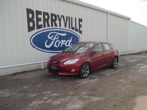 2013 Ford Focus SE Hatchback for sale in Berryville for $14,953 with 19,875 miles.