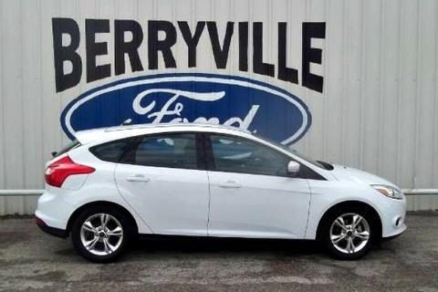 2013 Ford Focus SE Hatchback for sale in Berryville for $15,239 with 21,430 miles
