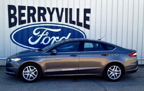 2014 Ford Fusion SE Sedan for sale in Berryville for $18,953 with 29,268 miles