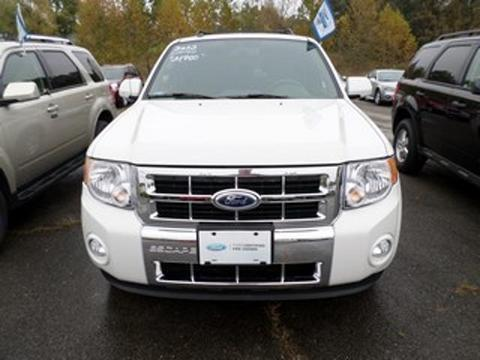 2012 Ford Escape Limited SUV for sale in Dexter for $21,900 with 25,519 miles.