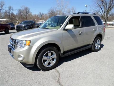2012 Ford Escape Limited SUV for sale in Dexter for $24,900 with 23,532 miles.