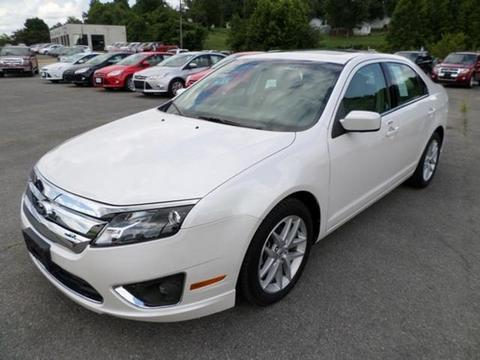 2012 Ford Fusion SEL Sedan for sale in Dexter for $18,900 with 25,497 miles