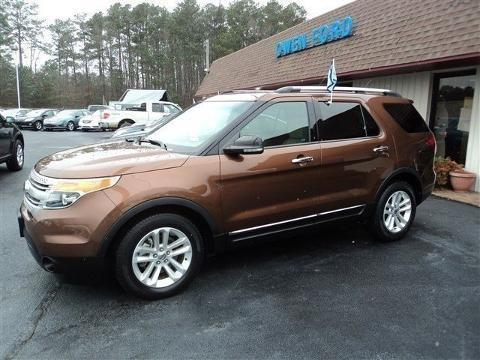 2011 Ford Explorer XLT SUV for sale in Jarratt for $24,995 with 50,213 miles.