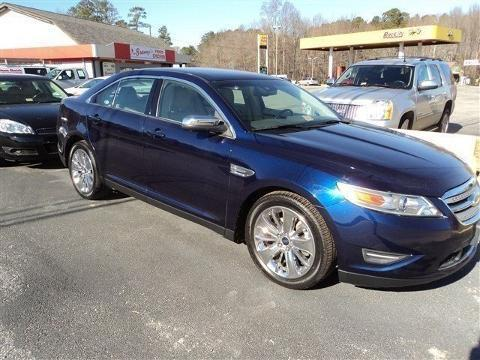 2011 Ford Taurus Limited Sedan for sale in Jarratt for $16,995 with 58,874 miles.