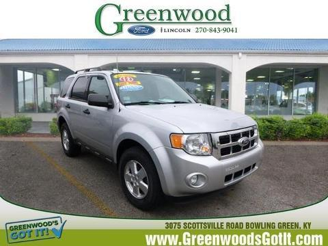 2012 Ford Escape XLT SUV for sale in Bowling Green for $19,863 with 44,332 miles.