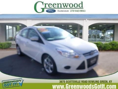 2014 Ford Focus SE Sedan for sale in Bowling Green for $17,888 with 13,686 miles.