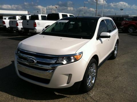 2012 Ford Edge Limited SUV for sale in Independence for $24,988 with 52,125 miles.