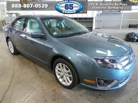 2012 Ford Fusion SEL Sedan for sale in Danville for $18,333 with 30,101 miles