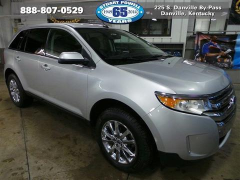 2013 Ford Edge Limited SUV for sale in Danville for $25,333 with 39,412 miles.