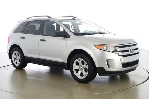 2013 Ford Edge SE SUV for sale in Elizabethtown for $17,995 with 42,250 miles.