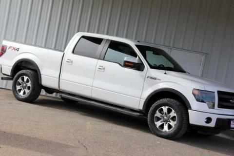2013 Ford F150 Crew Cab Pickup for sale in Lamar for $0 with 30,229 miles