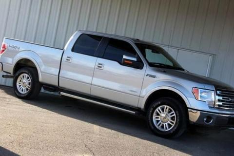 2013 Ford F150 Crew Cab Pickup for sale in Lamar for $0 with 27,027 miles
