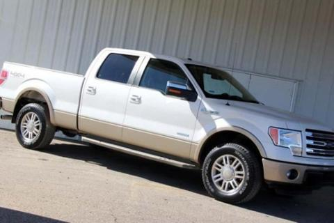 2014 Ford F150 Crew Cab Pickup for sale in Lamar for $0 with 28,663 miles