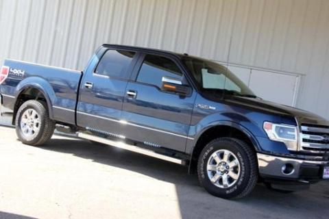 2014 Ford F150 Crew Cab Pickup for sale in Lamar for $0 with 11,267 miles