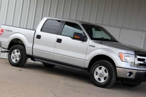 2014 Ford F150 Crew Cab Pickup for sale in Lamar for $0 with 19,568 miles