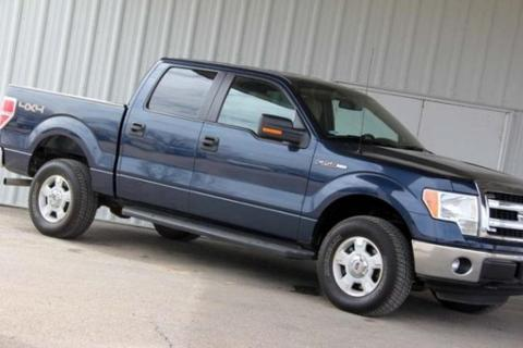 2014 Ford F150 Crew Cab Pickup for sale in Lamar for $0 with 16,176 miles