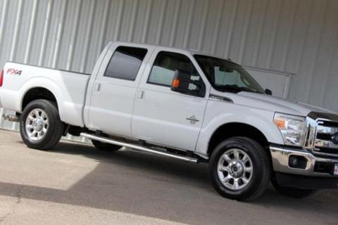 2013 Ford F250 Crew Cab Pickup for sale in Lamar for $0 with 18,994 miles