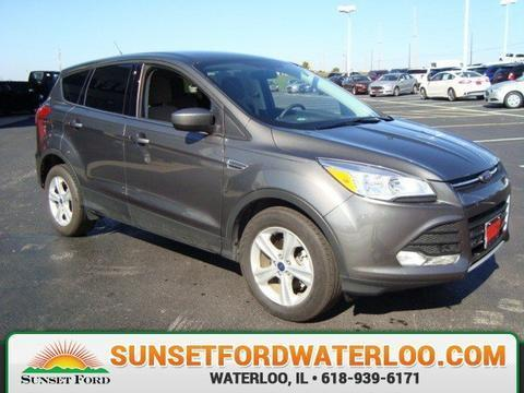 2013 Ford Escape SE SUV for sale in Waterloo for $19,015 with 9,542 miles.