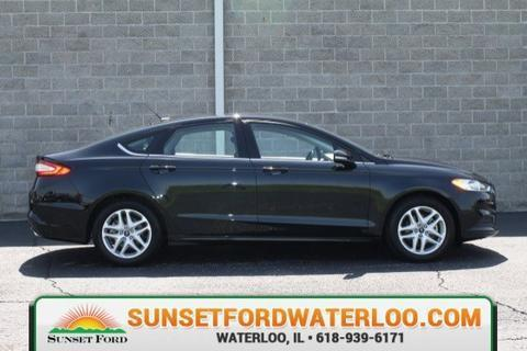 2014 Ford Fusion SE Sedan for sale in Waterloo for $16,760 with 28,186 miles.
