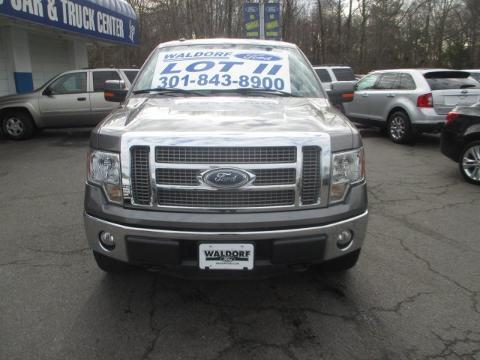 2011 Ford F150 Lariat Crew Cab Pickup for sale in Waldorf for $32,999 with 46,824 miles.