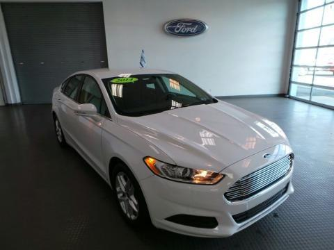 2014 Ford Fusion SE Sedan for sale in Buckhannon for $19,750 with 27,602 miles
