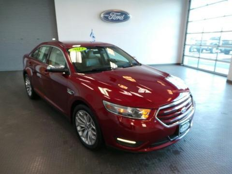 2013 Ford Taurus Limited Sedan for sale in Buckhannon for $20,750 with 30,729 miles
