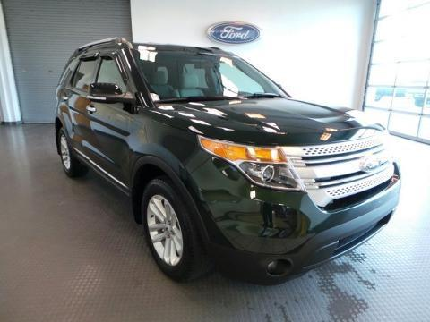 2013 Ford Explorer XLT SUV for sale in Buckhannon for $29,973 with 35,763 miles