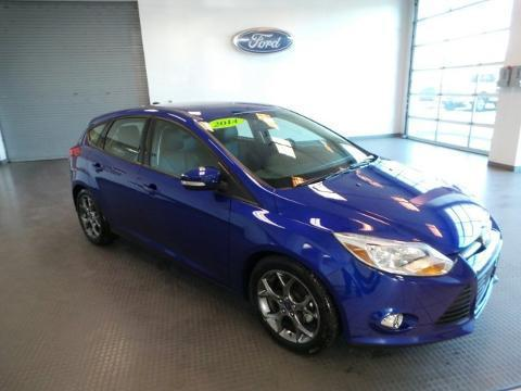 2014 Ford Focus SE Hatchback for sale in Buckhannon for $15,700 with 23,703 miles