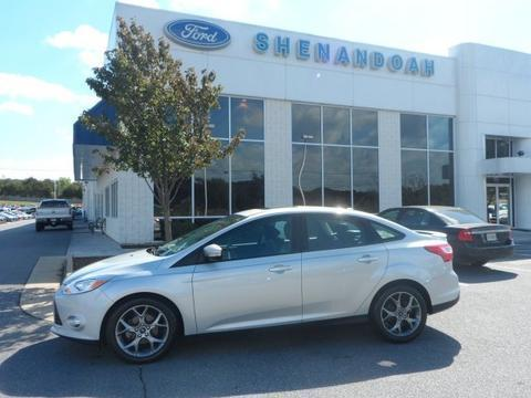 2013 Ford Focus SE Sedan for sale in Front Royal for $0 with 38,899 miles