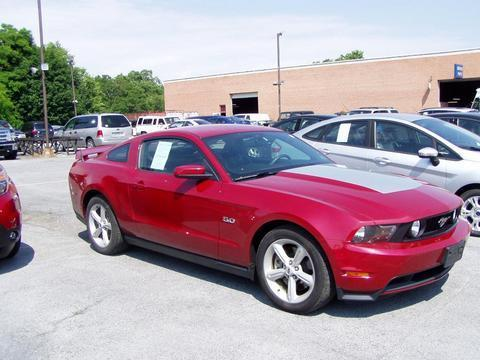 2011 Ford Mustang GT Coupe for sale in Charles Town for $24,995 with 19,184 miles