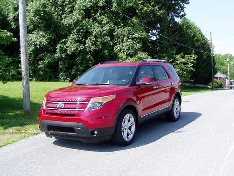2012 Ford Explorer Limited SUV for sale in Charles Town for $32,995 with 23,758 miles.