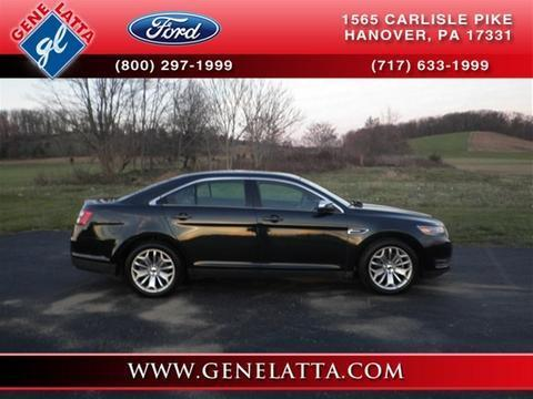 2014 Ford Taurus Limited Sedan for sale in Hanover for $24,997 with 17,623 miles.