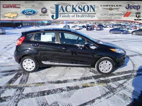 2014 Ford Fiesta S Hatchback for sale in Decatur for $12,995 with 14,455 miles