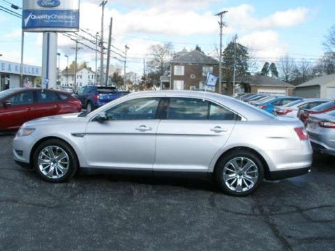 2011 Ford Taurus Limited Sedan for sale in Manchester for $17,900 with 55,138 miles.