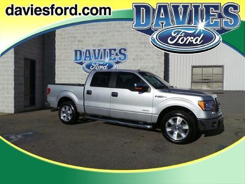 2011 Ford F150 Crew Cab Pickup for sale in Connellsville for $25,782 with 46,576 miles
