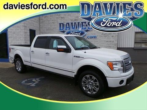 2011 Ford F150 Crew Cab Pickup for sale in Connellsville for $34,621 with 49,054 miles