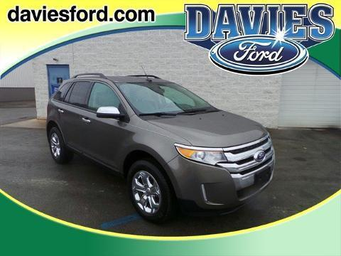 2014 Ford Edge SEL SUV for sale in Connellsville for $27,219 with 10,052 miles