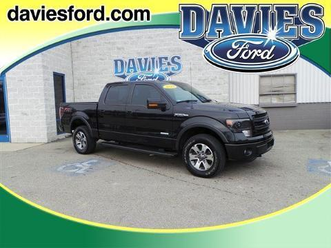 2014 Ford F150 Platinum Crew Cab Pickup for sale in Connellsville for $43,780 with 23 miles
