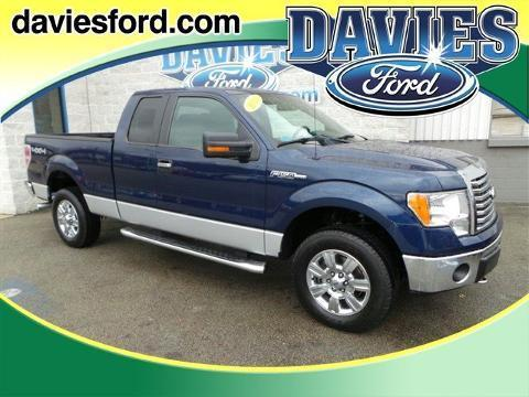 2012 Ford F150 XLT Extended Cab Pickup for sale in Connellsville for $28,638 with 31,665 miles