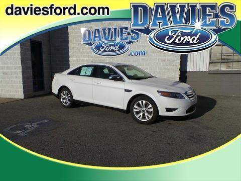 2011 Ford Taurus SEL Sedan for sale in Connellsville for $18,672 with 19,145 miles