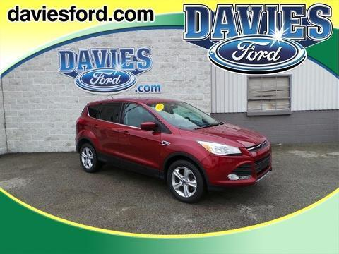 2014 Ford Escape SE SUV for sale in Connellsville for $23,589 with 20,184 miles
