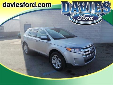 2011 Ford Edge SEL SUV for sale in Connellsville for $23,825 with 26,974 miles