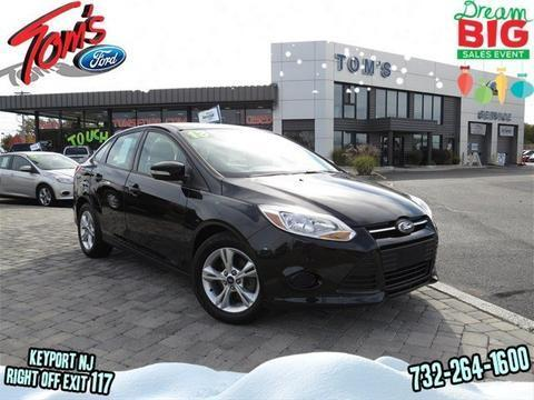 2013 Ford Focus SE Sedan for sale in Keyport for $17,103 with 8,039 miles.