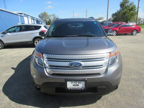 2013 Ford Explorer XLT SUV for sale in Canton for $29,990 with 26,101 miles.