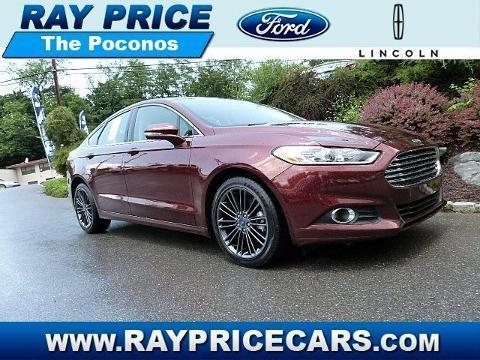 2015 Ford Fusion SE Sedan for sale in Stroudsburg for $26,988 with 1,975 miles.