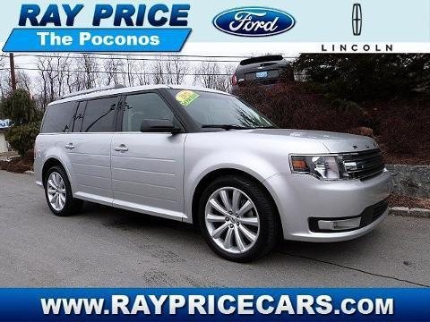 2013 Ford Flex SEL SUV for sale in Stroudsburg for $29,543 with 16,884 miles.