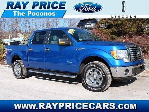 2012 Ford F150 XLT Crew Cab Pickup for sale in Stroudsburg for $30,998 with 29,617 miles