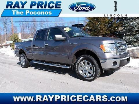 2013 Ford F150 XLT Crew Cab Pickup for sale in Stroudsburg for $34,999 with 19,917 miles.