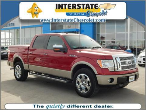 2010 Ford F150 Crew Cab Pickup for sale in Muscatine for $26,898 with 58,409 miles.