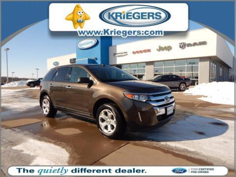2011 Ford Edge SEL SUV for sale in Muscatine for $19,789 with 68,300 miles